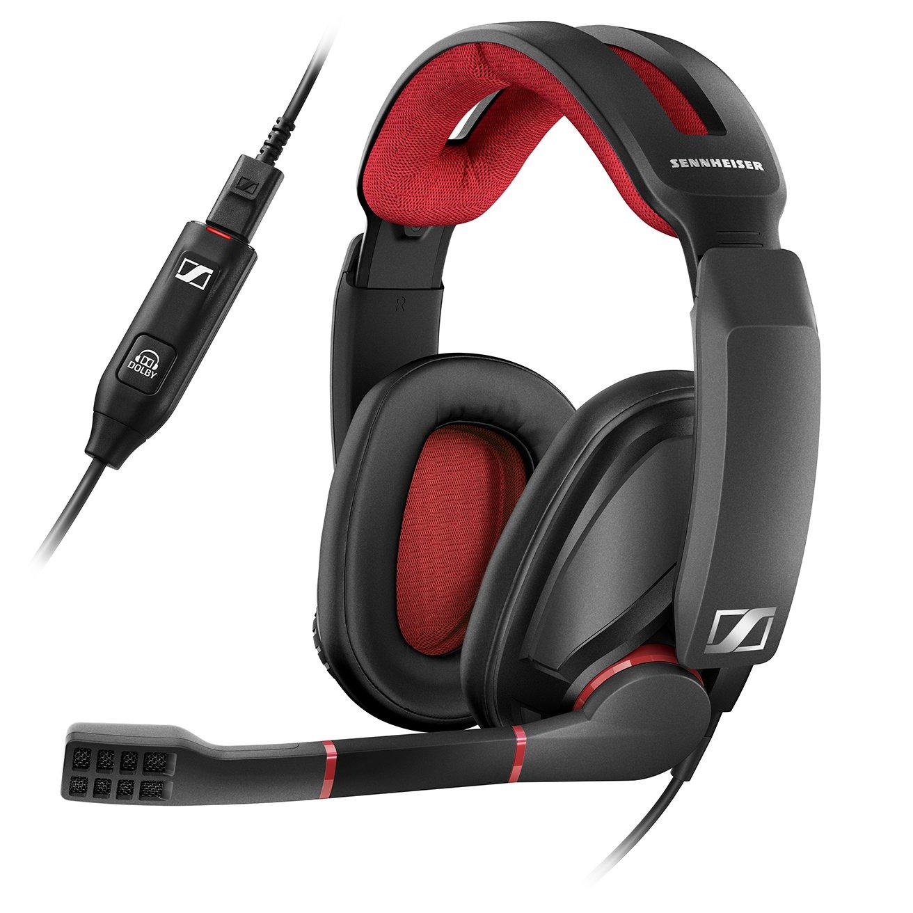 Billede af EPOS - Sennheiser - GSP 350 Gaming Headset