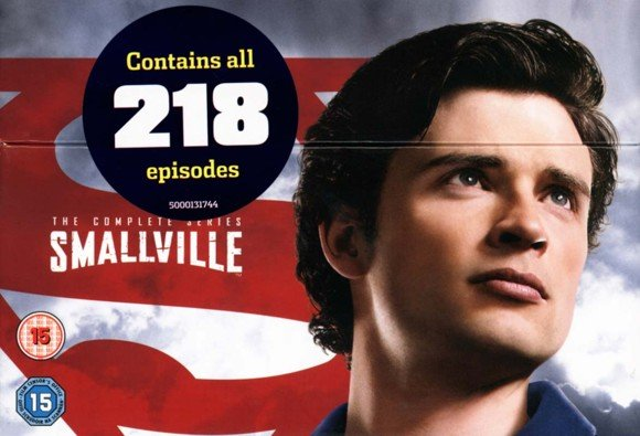 Smallville: The Complete Series - DVD