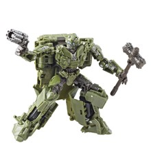 Transformers Studio Series 26 - Deluxe Class Transformers: The Last Knight WII Bumblebee (ca 12cm) (E3698ES0)