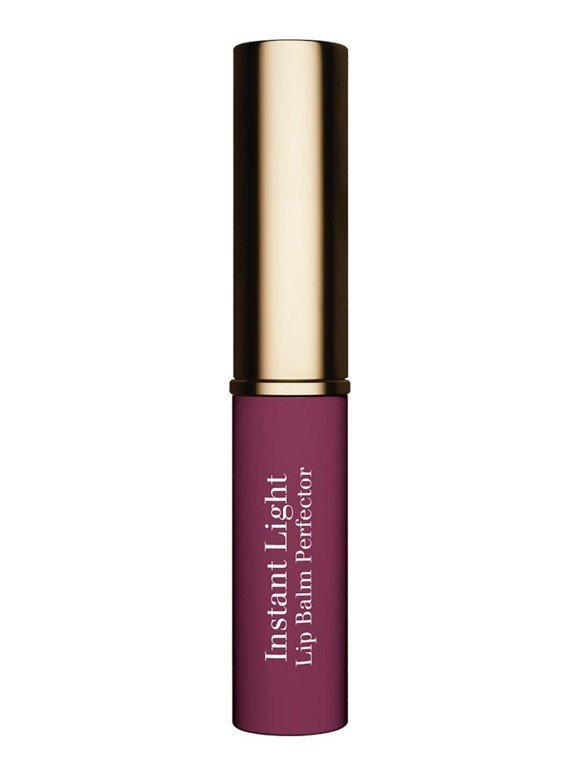 Clarins - Instant Light Lip Balm Perfector - 08 Plum