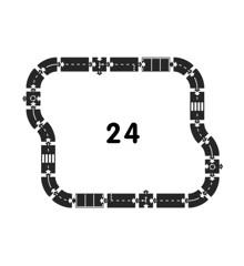 Waytoplay - Autobahn, 24 stücks