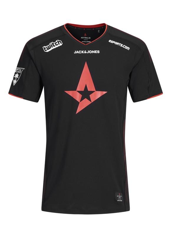 Astralis Merc Official T-Shirt SS 2019 - M