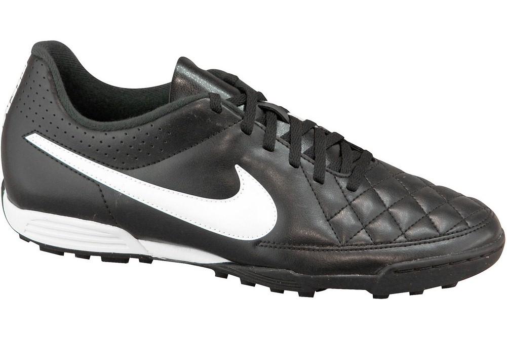 Koop Nike Tiempo Rio II TF 631289 010, Mens, Black, turf