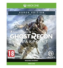 Tom Clancy's Ghost Recon: Breakpoint (Auroa Deluxe Edition)