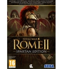 Total War: Rome II (2) - Spartan Edition
