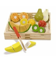 Melissa & Doug - Wooden Cutting Fruit (14021)