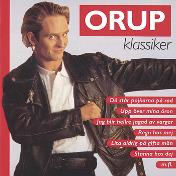 Orup/Klassiker - CD