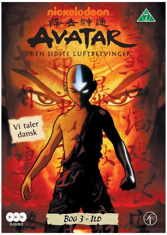 Avatar - Den sidste luftbetvinger bog 3