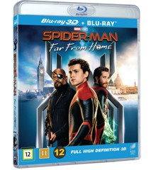 Spider-Man: Far From Home  (3D+2D) - Blu ray