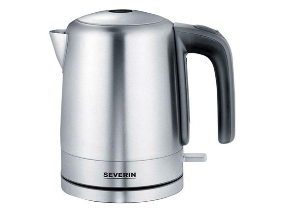 Severin - Electric Kettle 1 l. - Stainless Steal (494579)