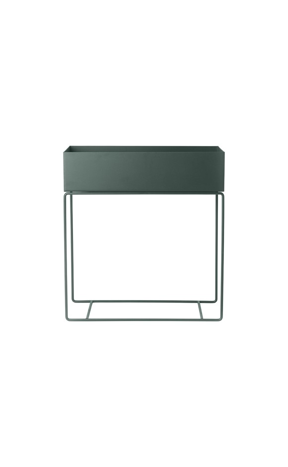 Ferm Living - Plant Box - Dark Green (3314)