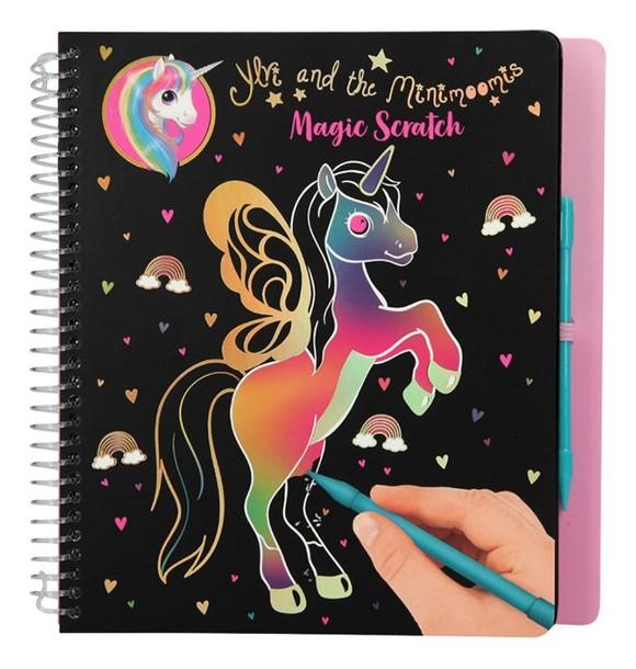 Ylvi & the Minimoomis - Magic Scratch book (0410897)