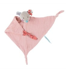 Moulin Roty - Comforter Muslin Mouse (665029)