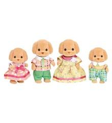 Sylvanian Families - Toy Poodle Family (5259)