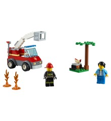 LEGO City - Barbecue Burn Out (60212)