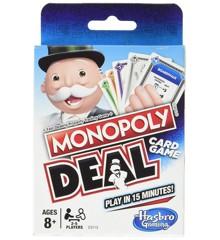 Hasbro - Monopoly - Deal (DK/NO) (E3113189)
