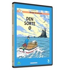 Tintin - Den sorte Ø