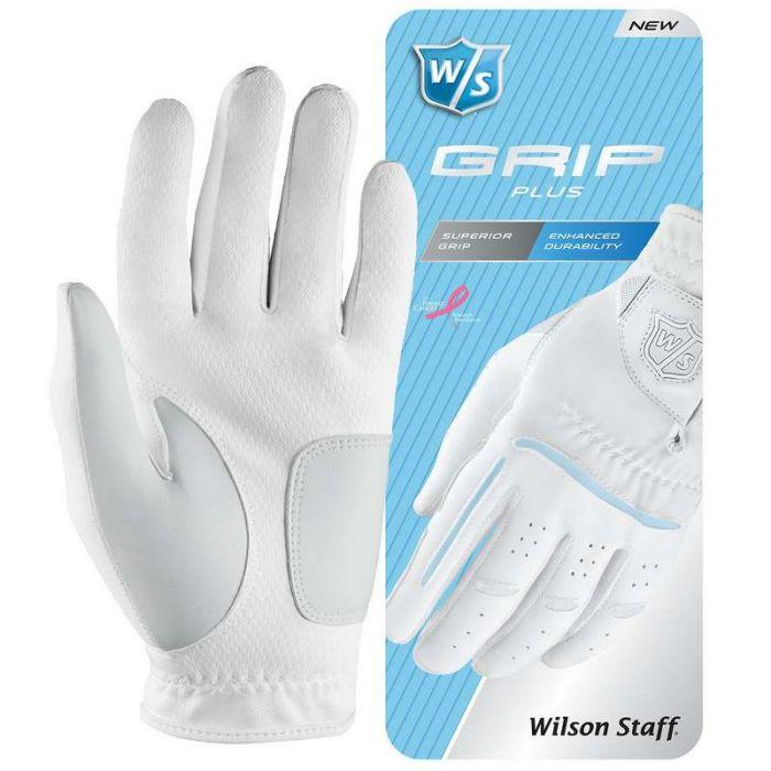 Wilson Staff Grip Plus Glove ( Lady ) Left Handed