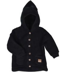 Mikk-line - Wool Cardigan w. Hat