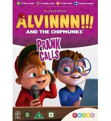 Alvinnn and the chipmunks - Season 2 - vol. 6 - DVD