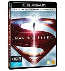 Man of Steel (4K Blu-Ray)