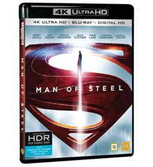 Man of Steel - 4KBD (Blu-Ray)