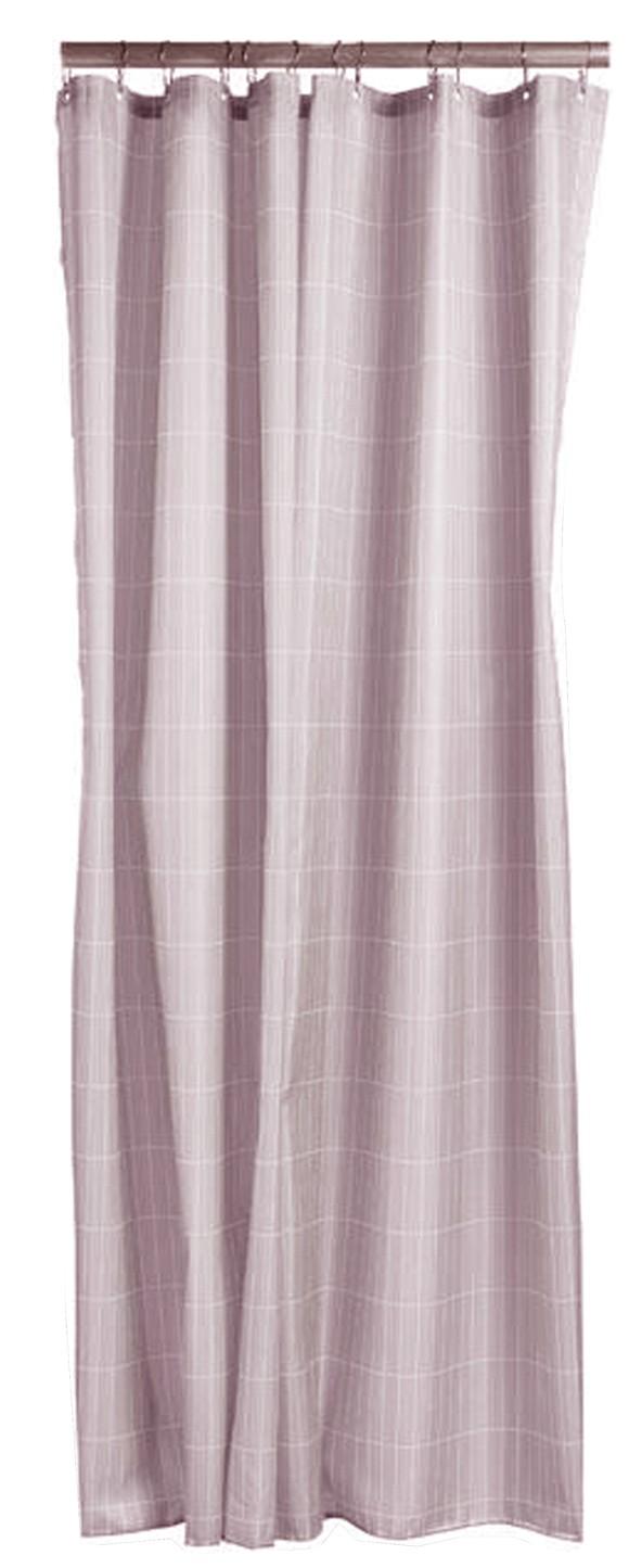 Zone - Tiles Shower Curtain 200 x 180 cm - Rose (331842)
