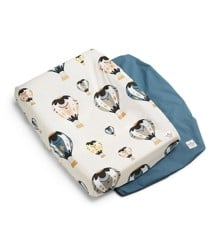 Elodie Details - Changing Pad Covers - Moon Balloon