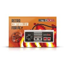 Retro Devil USB NES Retro Controller