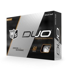 WILSON STAFF - DUO PRO GOLF BALLS