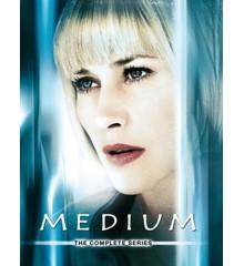 Medium - Complete Series (34 disc) - DVD