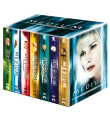 Medium - Complete Series (34 disc) - DVD
