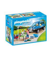 Playmobil - Mobil hundesalon (9278)