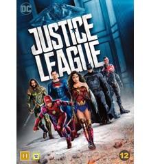 Justice League - DVD