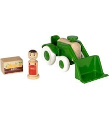 BRIO - Traktor m/vogn
