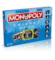 Monopoly - Friends the TV series