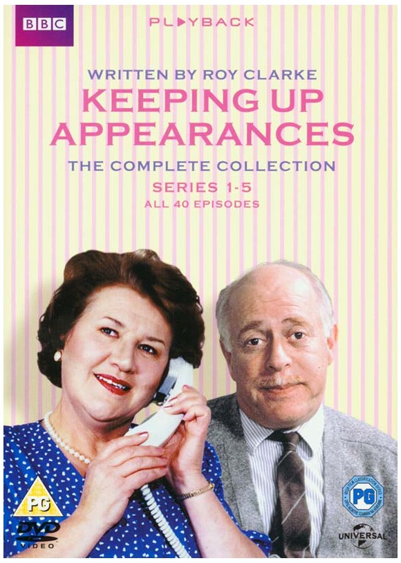 Keeping Up Appearances: The Complete Collection (8-disc) - DVD