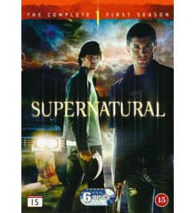 Supernatural: Sæson 1 - DVD