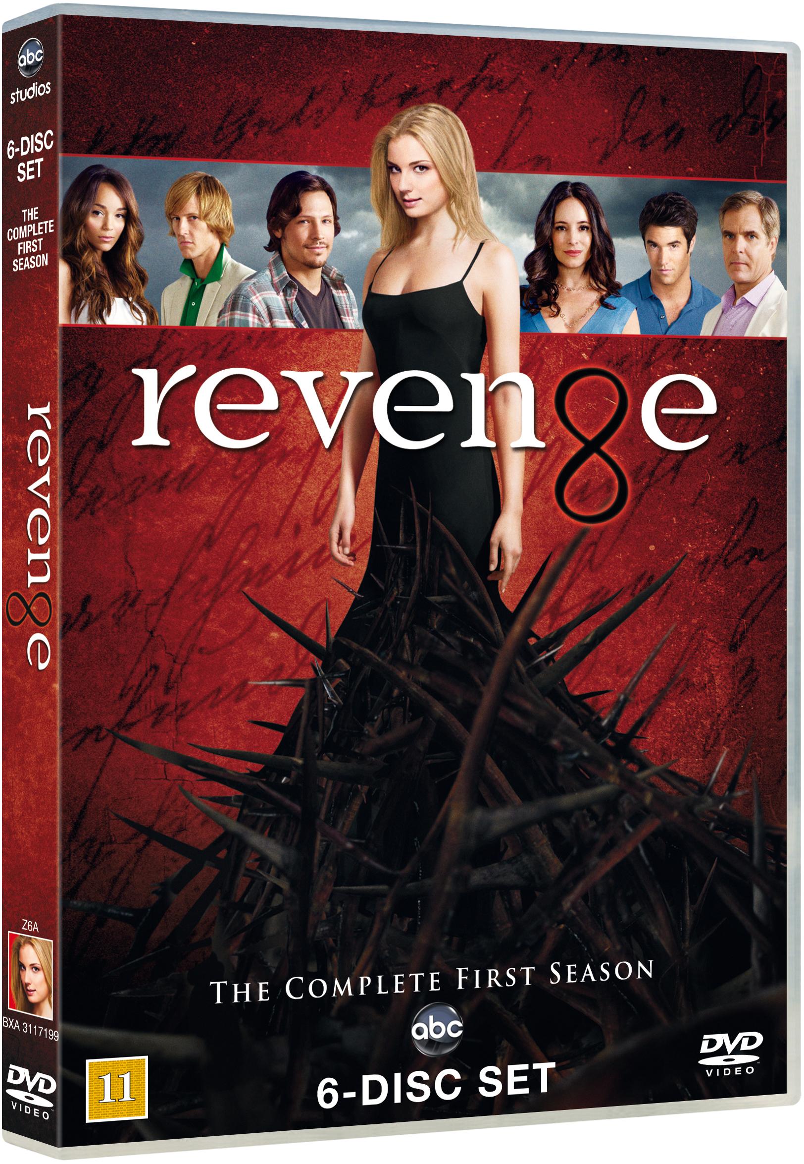 Revenge season 1 - DVD