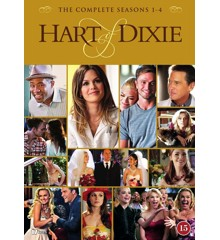Hart of Dixie: The Complete Series - DVD