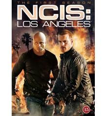 NCIS Los Angeles: Sæson 1 - DVD