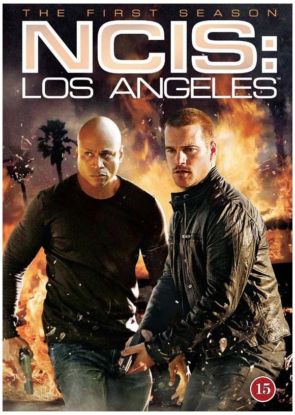 NCIS Los Angeles: Season 1 - DVD