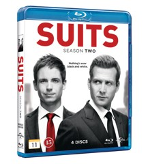 Suits - season 2 (Blu-Ray)