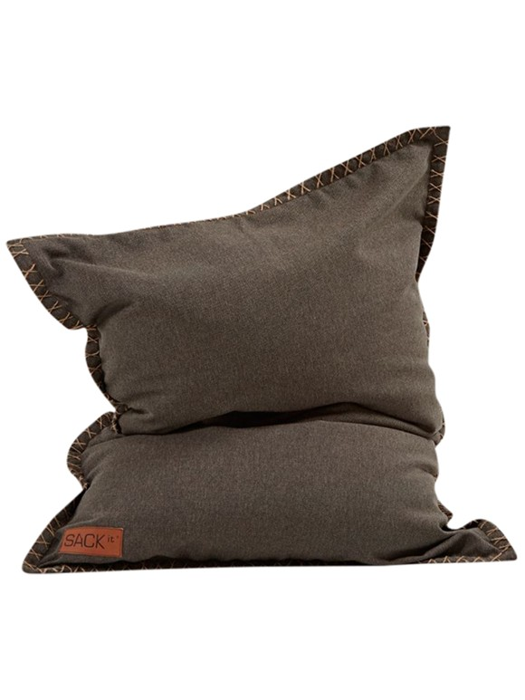 SACKit - SQUAREit Cobana Junior - Brown (Outside use) (8578002)