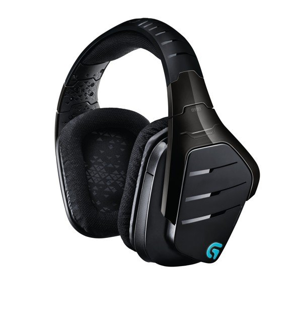 Logitech G933 Artemis Spectrum Wireless 7.1 Surround Gaming Headset