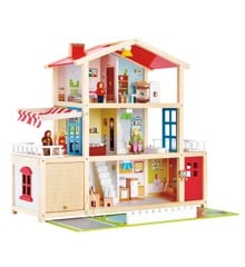 Hape - Doll Family Mansion (5923)