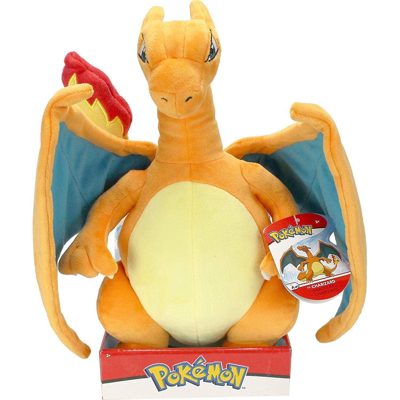 Buy Pokemon Plush 30cm Charizard (50 00636) Charizard