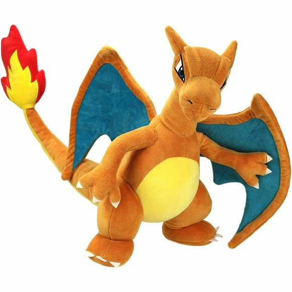 Pokemon - Plush 30cm - Charizard (50-00636)