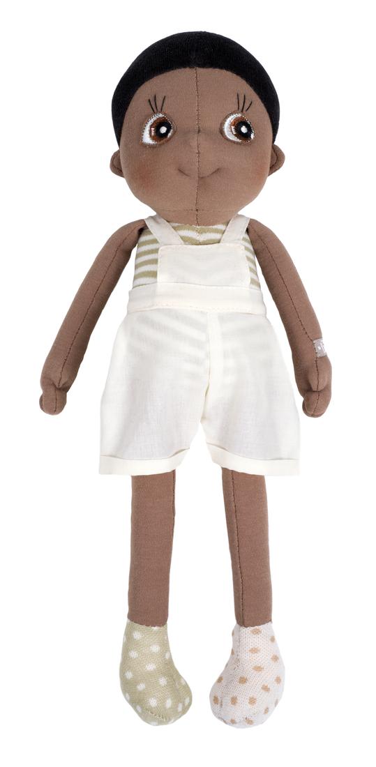 Rubens Barn - Bio-EcoBuds Puppe, Fern