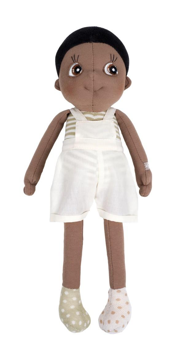 Rubens Barn - Økologisk EcoBuds dukke, Fern